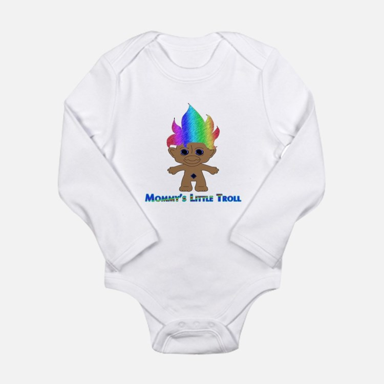 Mommys Little Troll Body Suit