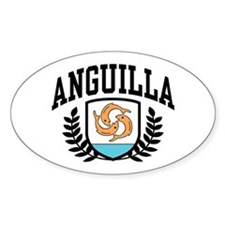 Anguilla Decal