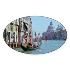 The Grande Canal in Italy Venice Decal