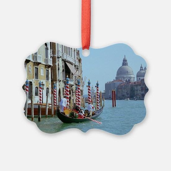 The Grande Canal in Italy Venice Ornament