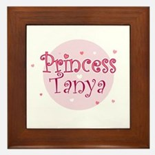 Tanya Framed Tile