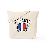 St barts Regular Canvas Tote Bag