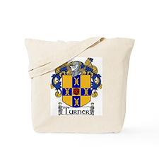 Turner Coat of Arms Tote Bag
