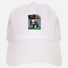 Personalized Mens Billiards Baseball Baseball Cap