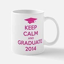 Keep calm and graduate 2014 Mug