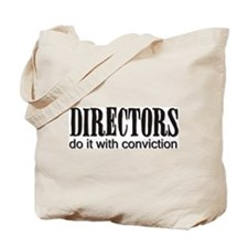 Directors do it with convicti Tote Bag