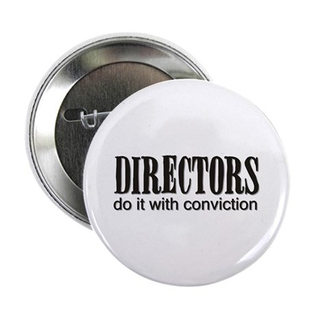 "Directors do it with convicti 2.25"" Button (10 pac"