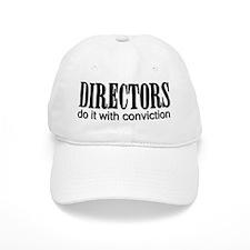 Directors do it with convicti Baseball Cap