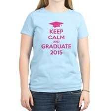 Keep calm and graduate 2015 T-Shirt