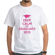 Keep calm and graduate 2015 Shirt