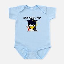 Custom Graduate Penguin Body Suit