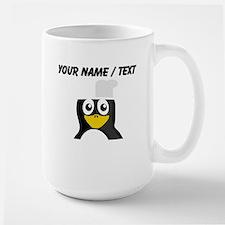Custom Chef Penguin Mug