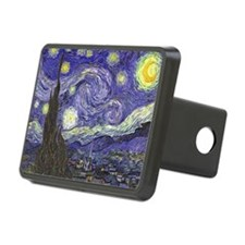 Starry Night by Vincent va Hitch Cover