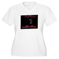 paperboys Plus Size T-Shirt