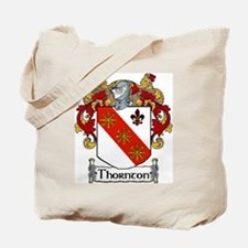 Thornton Coat of Arms Tote Bag