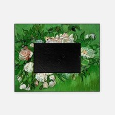 Pink Roses by Vincent van Gogh Picture Frame