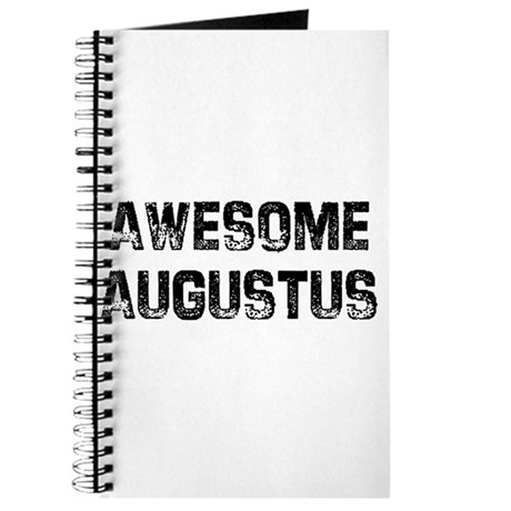 Awesome Augustus Journal