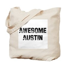 Awesome Austin Tote Bag