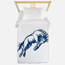 Bucking Horse Twin Duvet