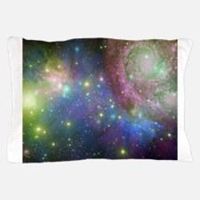Outer Space Stars Pillow Case