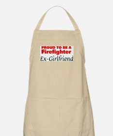 Proud Ex-Girlfriend: Firefigh BBQ Apron