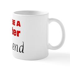 Proud Ex-Girlfriend: Firefigh Mug