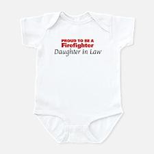 Proud Daughter In Law: Firefi Infant Bodysuit