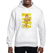 Man Mahon [yellow] Hoodie