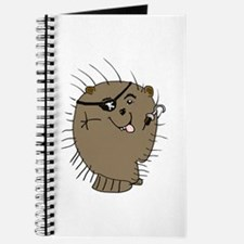Porcupine pirate Journal