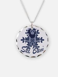 Ski Bum Necklace