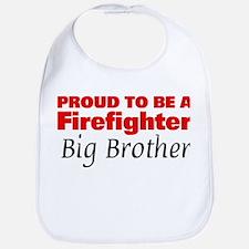Proud Big Brother: Firefighte Bib