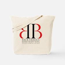 Back II Basics Tote Bag