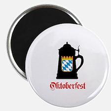 Oktoberfest Beer Mug Magnet