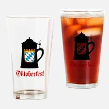 Oktoberfest Beer Mug Drinking Glass