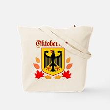 Oktoberfest Beer Mug Tote Bag