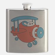 Chubby Plane Flask