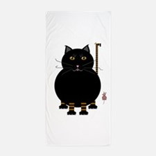 Kit Kat Beach Towel