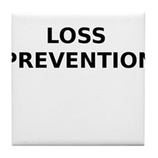 Loss Prevention Tile Coaster