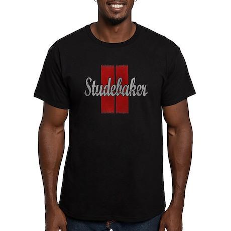 Studebaker Men's Fitted T-Shirt (dark)