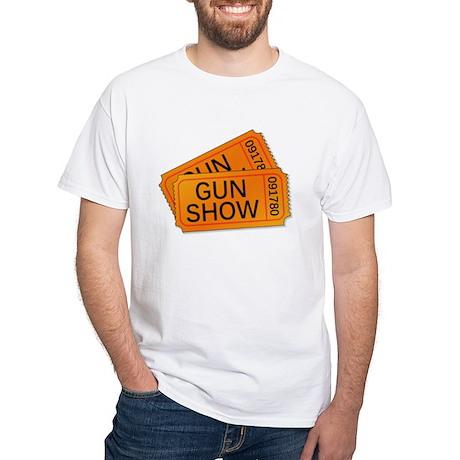 Gun Show Tickets T-Shirt