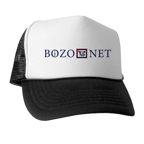 Bozo Net Basic Logo Trucker Hat