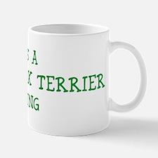 Smooth Fox Terrier thing Mug