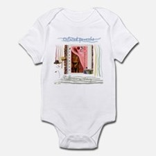 """""""Tell me a story / Raconte-mo Infant Bodysuit"""