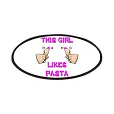 This Girl Likes Pasta Patches