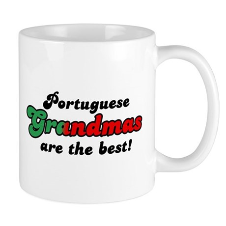 Portuguese Grandmas Mug