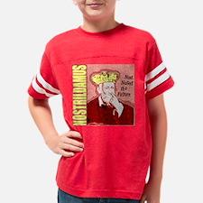 nostril3 Youth Football Shirt