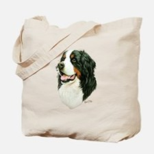 Cute Bernese Tote Bag