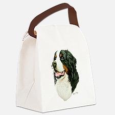 Cute Mountain Canvas Lunch Bag