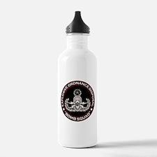 Master EOD Bomb Squad Water Bottle