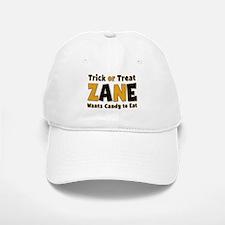 Zane Trick or Treat Baseball Baseball Baseball Cap